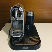 Nespresso DeLonghi Kaffeekapsel Maschine EN