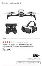 Parrod bebob 2 Drohne
