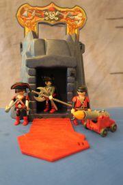 Playmobil Piraten Felsen Nr 4776