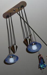 Pendelleuchte für LED-Lampen geeignet m