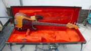 FENDER PRECISION 1967 ORIGINAL CASE