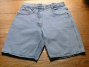 Shorts Bermuda Jeans Gr 36