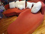 Couch 2-teilig abzugeben