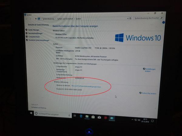 MINI PC Komplettangebot alles dabei