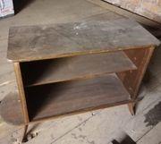 Alter Holztisch an meistbietenden zu