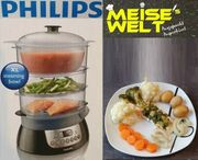 Philips HD 9140 Dampfgarer