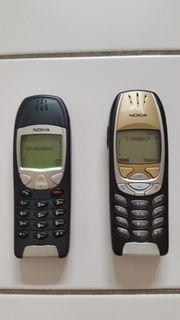 Nokia 6210 und 6310
