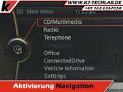 BMW Navigation Aktivierung e60 e61