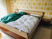 Vintage Schlafzimmer Ausstattung