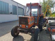 Traktor Fiat Schlepper Baujahr1980 mit