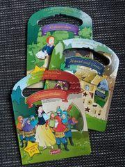 Märchen Buch CD zum Mitnehmen