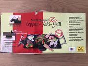 Nigelnagelneuer Teppan-Yaki Grill