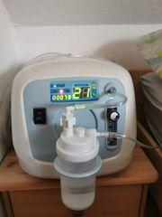 Tragbare Oxygen Konzentrator Sauerstoffkonzentrator Sauerstoffgerät