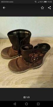 Verkaufe guterhaltene Bama Stiefel Größe