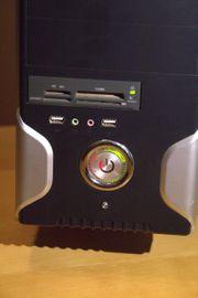 PC ASUS P5K-VM Quad CPU