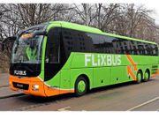 FlixBus Gutschein gültig in alle