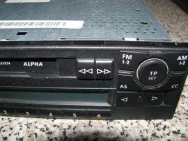 Blaupunkt Alpha-5 für VW Autoradio: Kleinanzeigen aus Neumarkt - Rubrik Auto HiFi/-Boxen