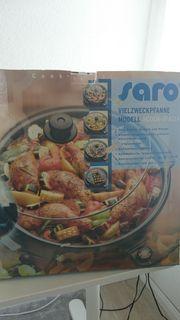 Saro Vielzweckpfanne Cook-it-all 42 cm