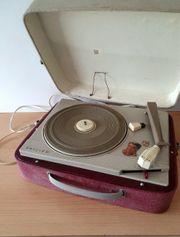 Alter Philips Plattenspieler AG2356 22