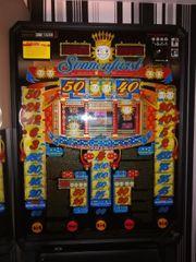 Spielautomat Sonnenfürst von Merkur
