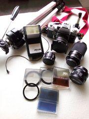 Spiegelreflexkamera von RICOH