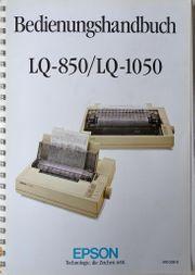 EPSON LQ 870 EPSON LQ