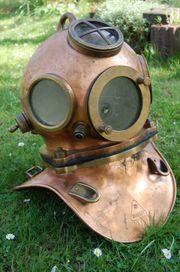 Dräger Taucherhelm Diving Helmet Palombari