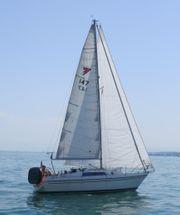 Segelboot Sunbeam 27
