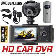 Dual Dashcam neuwertig in HD