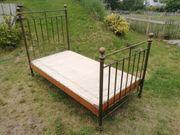 Original Jugendstil-Bett