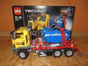 LEGO Technic 42024 - Containertruck