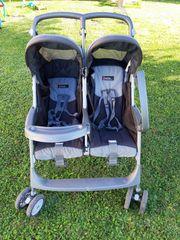 Zwillingswagen Geschwisterwagen