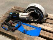 Rohrtrenn und Anfasmaschine Typ RA41
