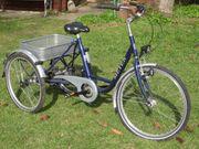 7-Gang Dreirad für Erwachsene von