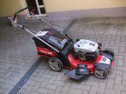 Benzin Rasenmäher Einhell mit Radantrieb