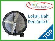 Windmaschine Boden-Ventilator Lüfter Turbine Windgenerator