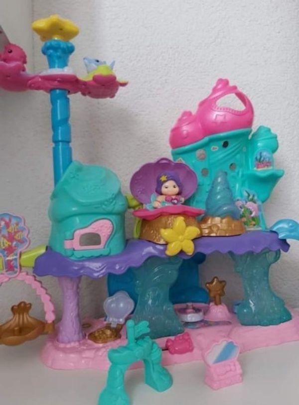 Meerjungfrauen Schloss