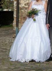 wunderschönes Brautkleid Hochzeitskleid