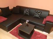 Couch mit Ausziehfunktion