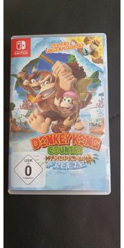 Donkey Kong Country Tropical Frezze