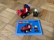 Lego Feuerwehr Wagen Setnummer 6407