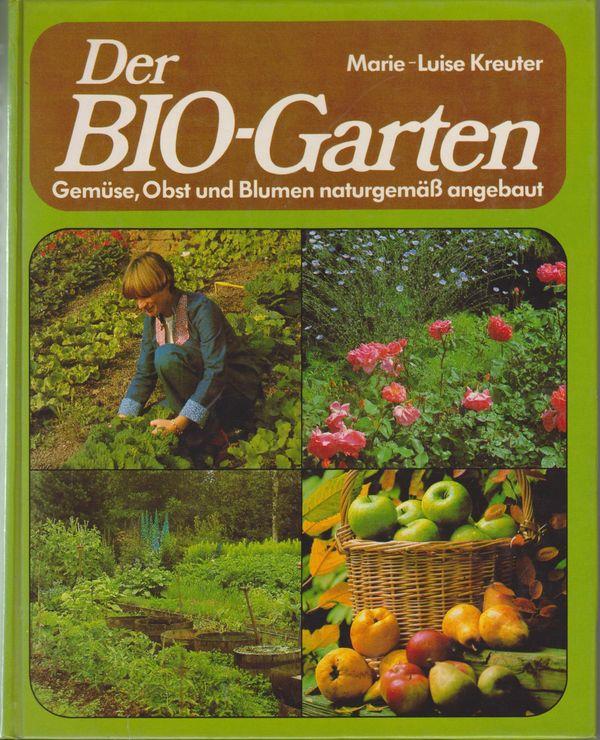 Der BIO-Garten Buch