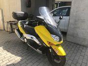 Yamaha Roller TMAX 500