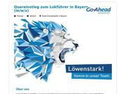 Quereinstieg zum Lokführer in Bayern