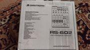 Omnitronic RS-602 Recording-mixer
