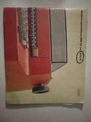 IBM96 Kugelkopf-Schreibmaschiene mit Farb- und