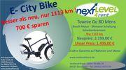 City E-Bike Townie - neuwertig - Sonderpreis