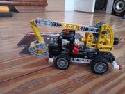 Hubarbeitsbühne von Lego 42031 Kran