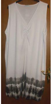 Schönes Strandkleid Sommerkleid Gr 54