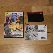 Sega Master System Sagaia